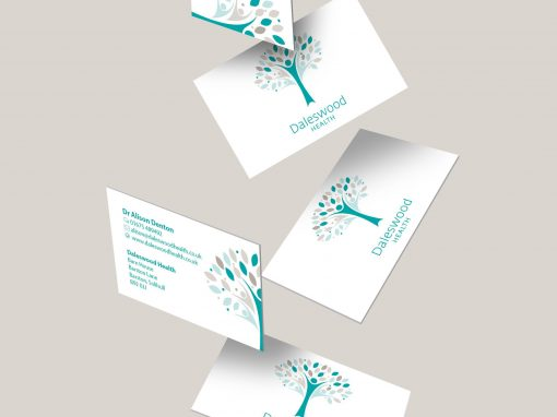 Daleswood Health – logo design & branding