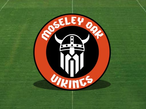 Moseley Vikings logo
